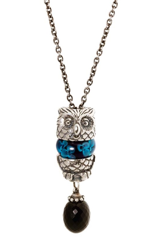 trollbeads tagpe 00009 hibou de nuit acheter en ligne. Black Bedroom Furniture Sets. Home Design Ideas