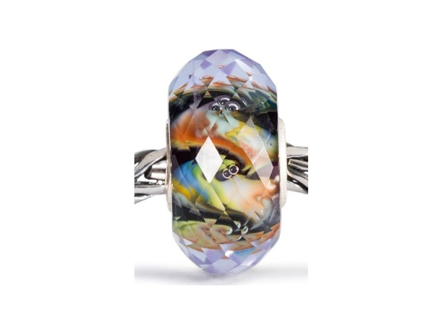 Trollbeads perle murano tglbe 30004 force int rieure for Force interieur