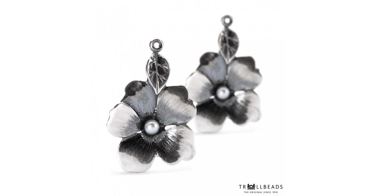 Tagea 00082 trollbeads charm fleur de libert achat en ligne for Fleurs achat en ligne