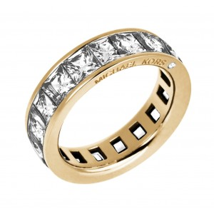 MKJ4750710 Michael Kors Brilliance collection ring