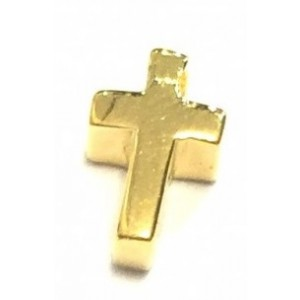 Cross goldplated Silver Imotionals 5102