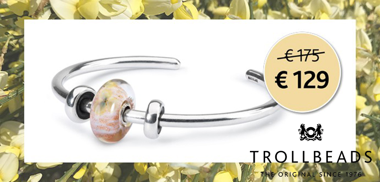 Slider Trollbeads Wilde Bloemen Bangle 2017 Website
