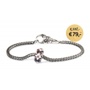 TSA17D Trollbeads Winter luxuries Bracelet