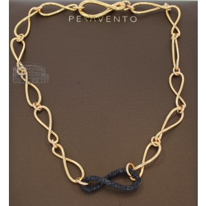 WPLVG060 Pesavento Polvere Nero necklace