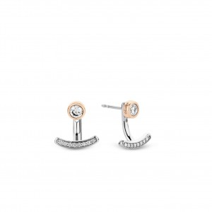 7774ZR Ti Sento Earrings