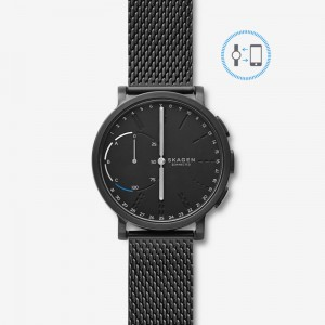 SKT1109 Skagen Hagen Connected Hybrid Smartwatch