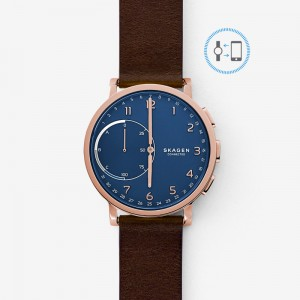 SKT1103 Skagen Hagen Connected Hybrid Smartwatch