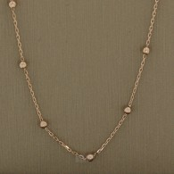 www.juwelennevejan.be One More ketting 059198-45