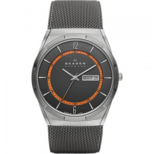 SKW6007 Skagen Melbye Titanium Gents Watch