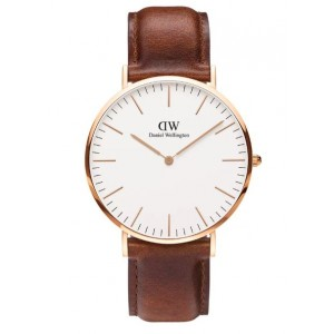 DW00100006 Daniel Wellington watch Classic Melrose St Mawes 40 mm