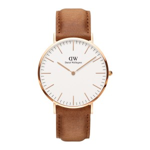 DW00100109 Daniel Wellington watch Classic Melrose Durham 40 mm