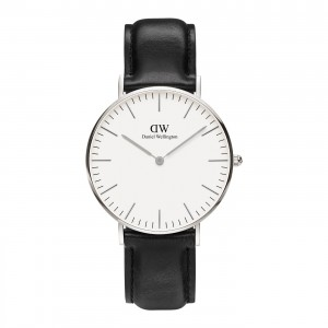 DW00100053 Daniel Wellington watch Classic Sterling Sheffield 36 mm