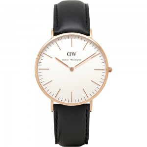 DW00100007 Daniel Wellington watch Classic Melrose Sheffield 40 mm