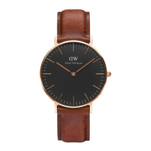 DW00100136 Daniel Wellington watch Classic Melrose Black St Mawes 36 mm