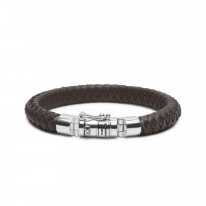 180BR Buddha To Buddha Ben Small Leather Bracelet
