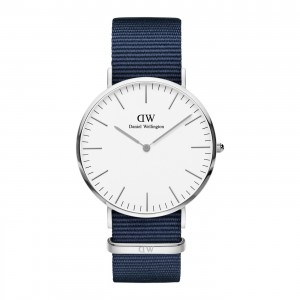 DW00100276 Daniel Wellington watch Classic Bayswater 40 mm