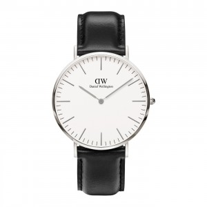 DW00100020 Daniel Wellington watch Classic Sterling Sheffield 40 mm