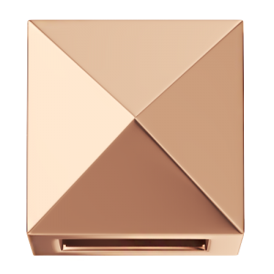 DCHF3306 Elements DonnaOro rose gold cusp