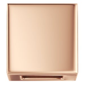 DCHF3308 Elements DonnaOro rose gold cube
