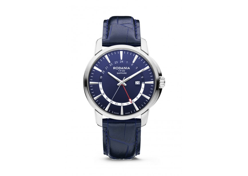 www.juwelennevejan.be Rodania Swiss Made Travel horloge 2516929