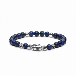 189SO Buddha To Buddha Spirit Bead Mini Sodalite armband