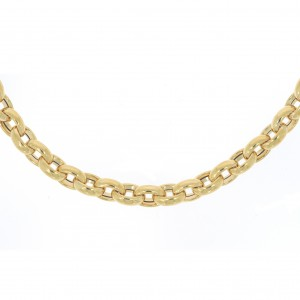 CO1198G45 Necklace gold 18 kt