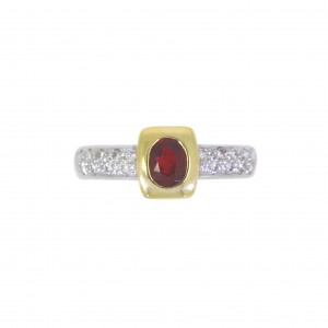 R9611119 gold 18kt ring