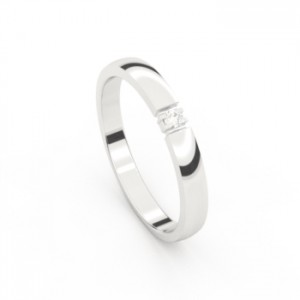 A030W01/01 Mémoire Weddingring