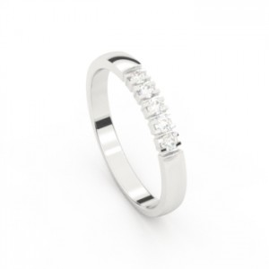 A030W05/01 Mémoire Weddingring