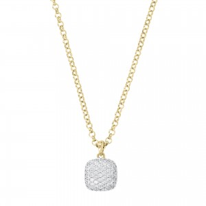 WSBZ00617YY Bronzallure Necklace
