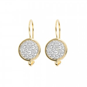 WSBZ01274YY Bronzallure Earrings