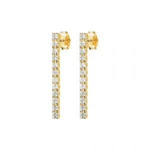 WSBZ01241YWY Bronzallure Earrings