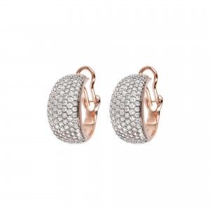 WSBZ01403W Bronzallure Earrings