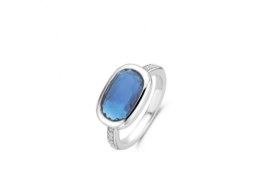 www.juwelennevejan.be Ti Sento ring 12139DB_1