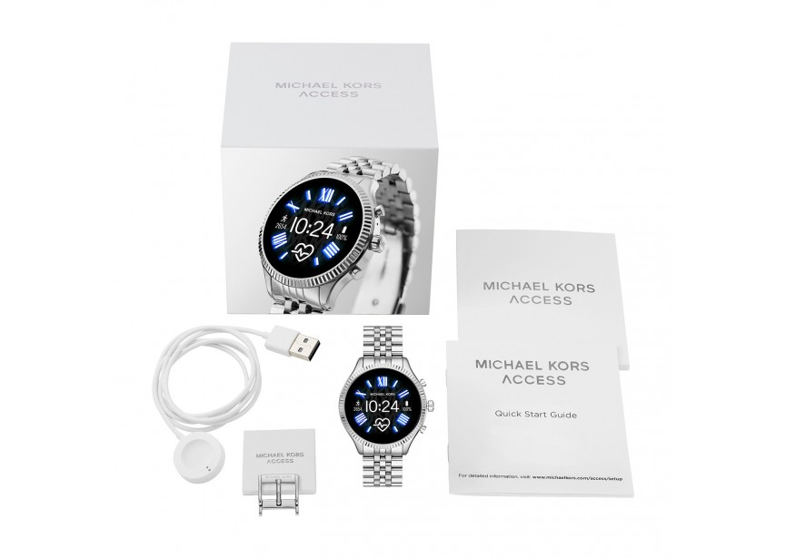 www.juwelennevejan.be Michael Kors Lexington Smartwatch mkt5077_6