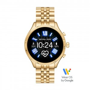 MKT5078 Michael Kors Access Lexington Gen 5 Display Smartwatch