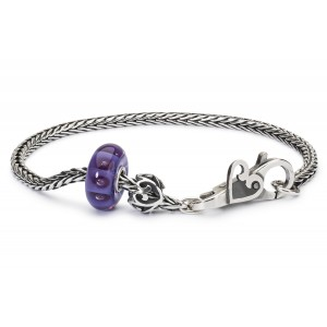 TSA19H Trollbeads From the heart Bracelet LE
