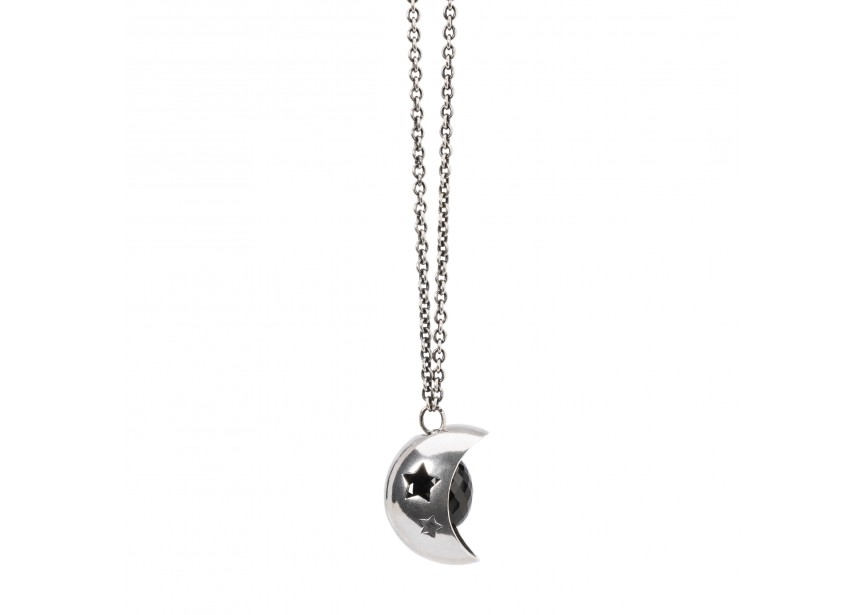 TAGPE-00076 Moon and Stars Pendant chain
