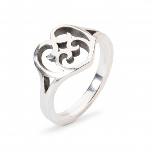 TAGRI-00471-00482 Trollbeads Passion Beat Ring