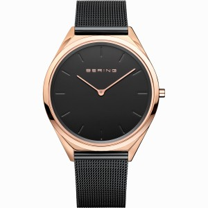 17039-166 Bering Classic slim watch