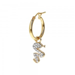 WSBZ01614YY Bronzallure Earrings