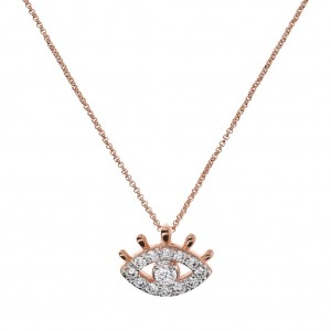 WSBZ01677W Bronzallure Necklace