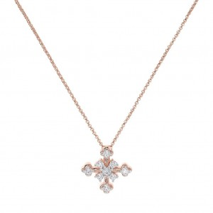 WSBZ01678W Bronzallure Necklace