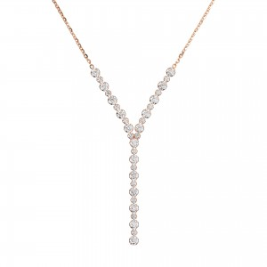 WSBZ01597W Bronzallure Necklace