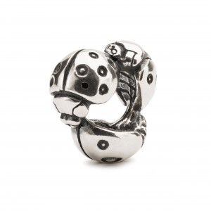 TAGBE-20213 Trollbeads Coccinelles