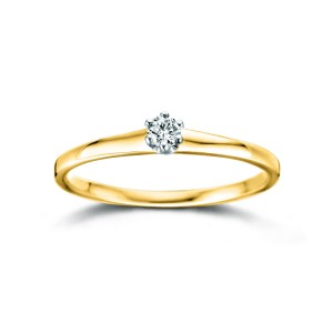 RG47059/52 Dulci Nea bicolor gold 18kt ring