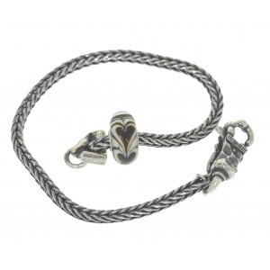 TSA18G-13 Trollbeads Art to Go Unique Green actie armband