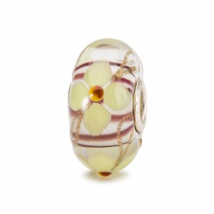 TGLBE-20136 Trollbeads Pastel Flower Decor