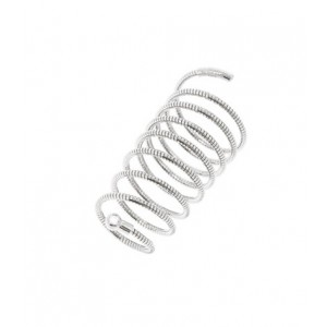 WDNAA190 Pesavento DNA Silver Ring
