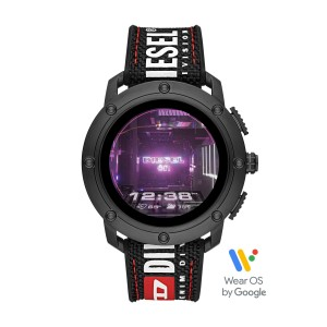 DZT2022 Diesel On Axial Gen 5 Display Smartwatch